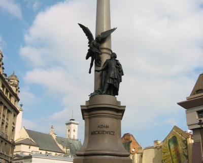 (eng) Adam Mickiewicz monument