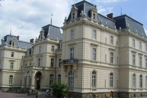 (eng) Potocki Palace