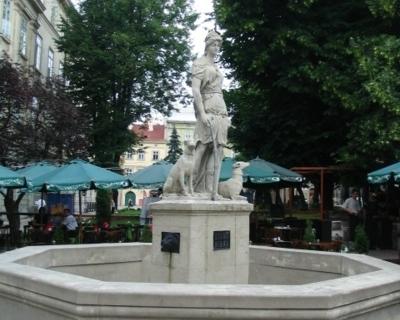 (eng) Rynok Square.Diana