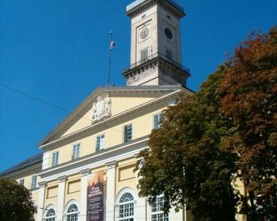 (eng) Lviv city hall